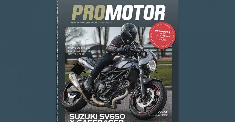Inhoud en routes Promotor 3/2018