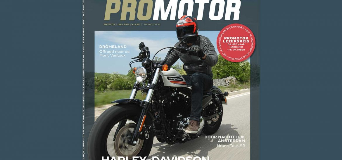 Cover Promotor 5 - 2018