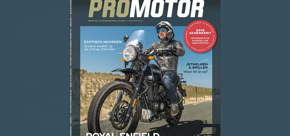 Cover Promotor 6 - 2018
