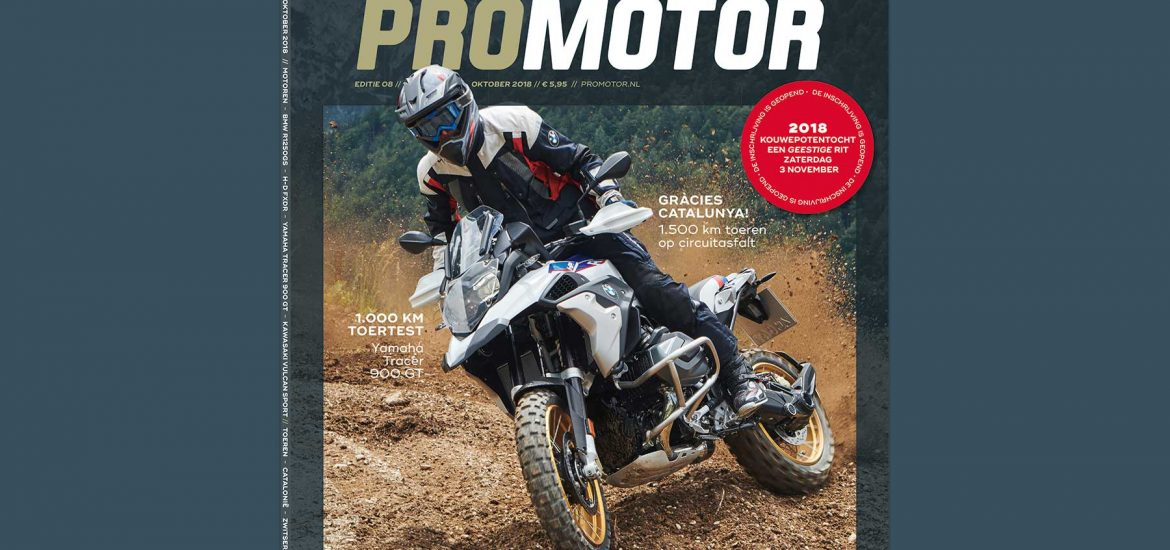 Cover Promotor 8 - 2018