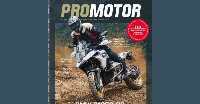 Inhoud, Routes & Video's Promotor 8/2018