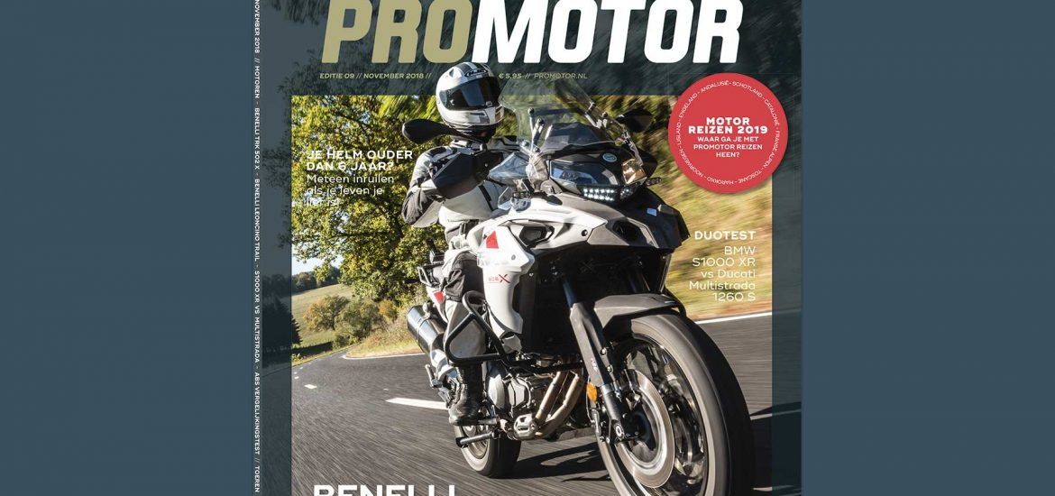 Cover Promotor 9-2018