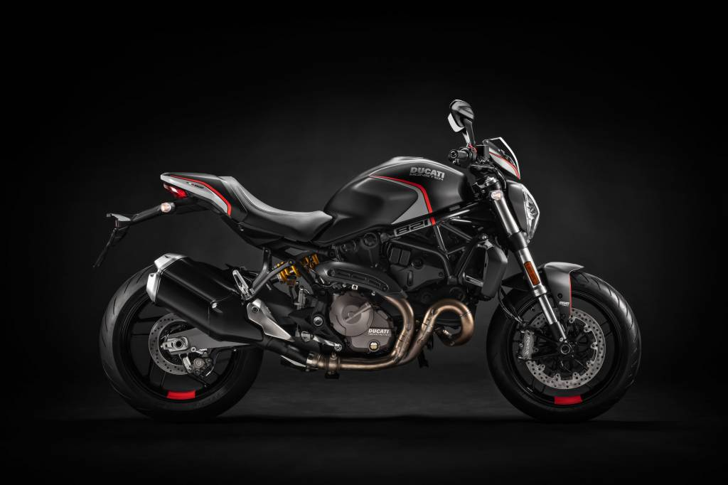 Ducati Monster 821 Stealth 2019