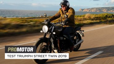 Triumph Street Twin 2019 – test