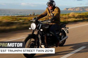 Triumph Street Twin 2019 – test