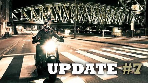 Promotor Update #7 – Yamaha Super Ténéré, Nachtrit door Rotterdam, Klassieke motoren