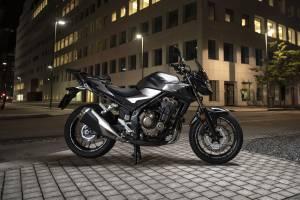 2019 Honda CB500F