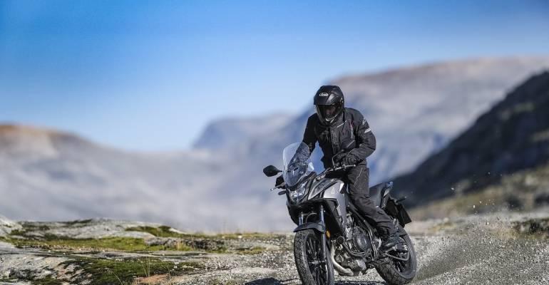 Honda CB500X: nieuwe stroomlijn en sterker blok
