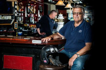 Café Racer in vlees en bloed: Jaap Geerts