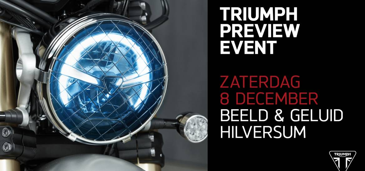 2919 Triumph preview event
