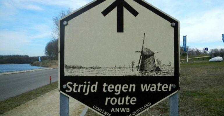 33 Strijd tegen het Water-route