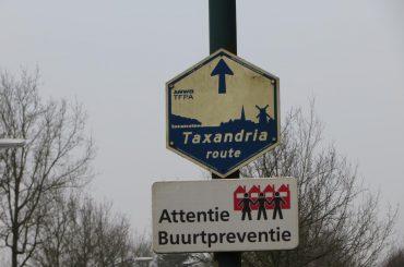 39 Taxandria-route