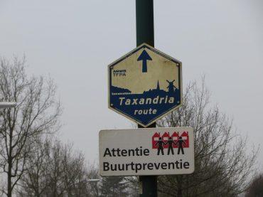 Taxandria-route