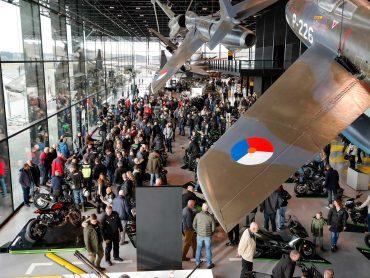 2de editie van de Kawasaki News Show trekt recordaantal bezoekers
