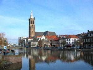 Maas-Schwalm-Nette route