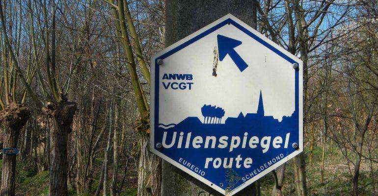 35 Uilenspiegel-route