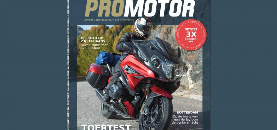 Promotor 10/18 cover