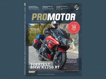 Inhoud, routes & video's Promotor 10/2018