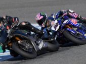 Lewis Hamilton verrast Superbikecoureur Michael van der Mark