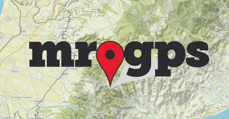 MrGPS: navigeren met een smartphone