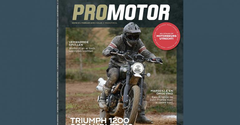Inhoud, routes & video's Promotor 01/2019