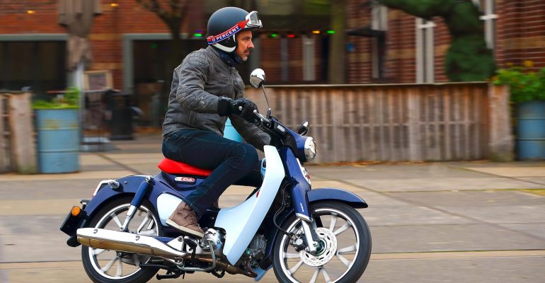 Honda Super Cub – test