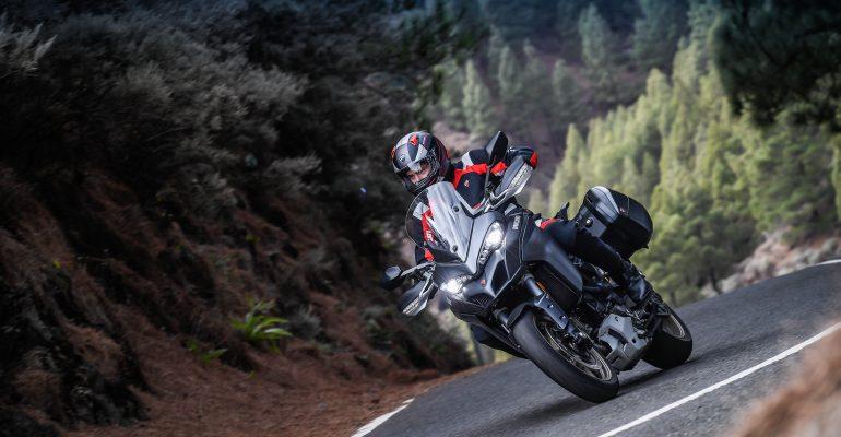 Een op de vier verkochte superbikes was een Ducati Panigale