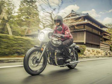 Kawasaki maakt prijzen nieuwe W800 STREET & CAFE bekend