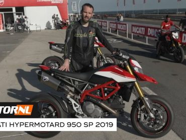 Ducati Hypermotard 950 SP 2019 – test