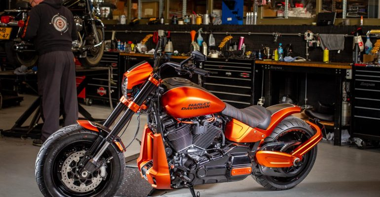 Battle of the Kings 2019: H-D Rotterdam