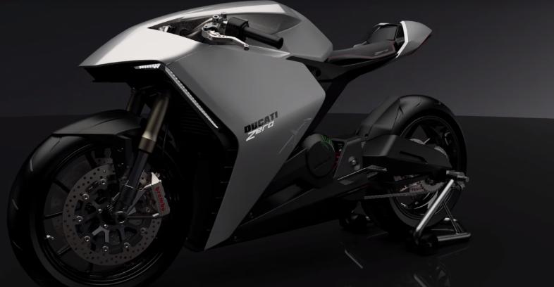 Ducati elektrische motor