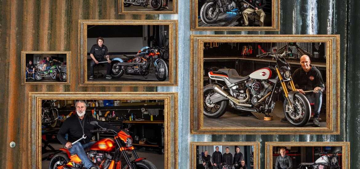 Harley-Davidson Battle of the Kings 2019