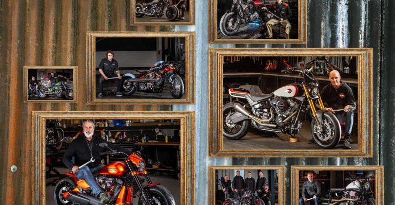 Kies de mooiste Harley-Davidson custom 2019 van de Benelux!