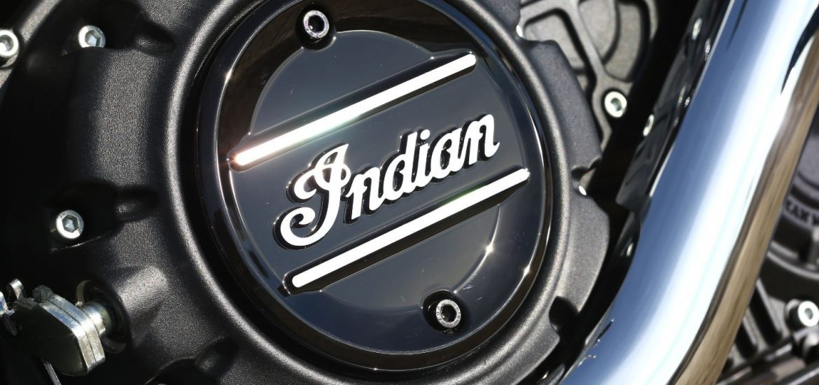 Indian Engine Cover