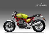 Concept: Moto Guzzi V8 Sport