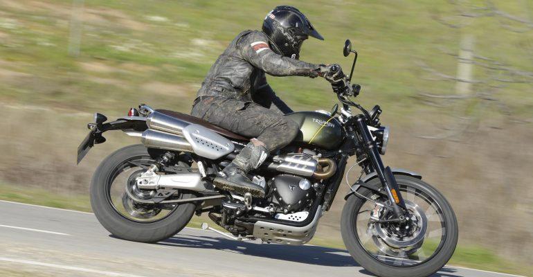 Triumph 1200 Scrambler XC