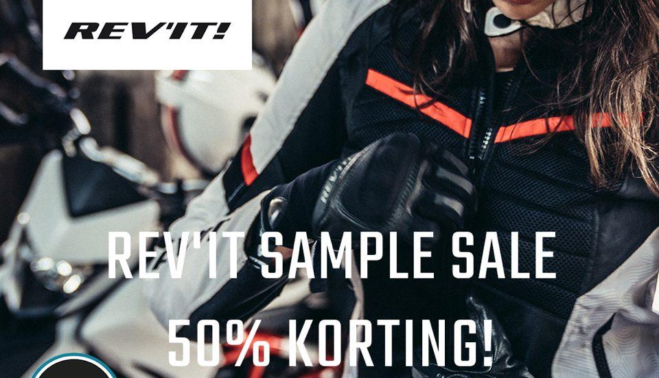 REV' IT Sample Sale
