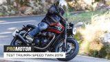 Triumph Speed Twin 2019 – test