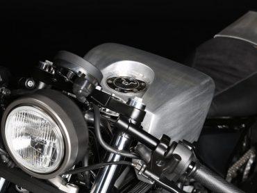 Winnaar Honda Rebel custom build-off competitie en nieuwe 2019 kleur