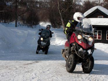 Winterrit Noorwegen: IJsplaneet Hoth