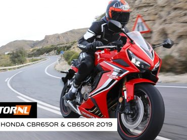 Honda CBR650R & CB650R 2019 – test