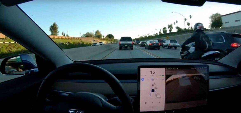 Tesla ziet Motor