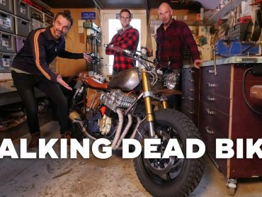 The Walking Dead Bike
