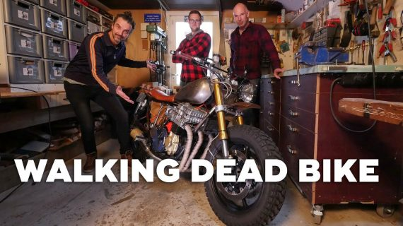 The Walking Dead Bike