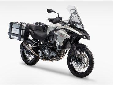 Nieuwe accessoires voor Benelli TRK 502 X
