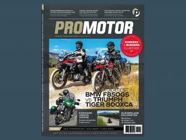 Inhoud, routes & video's Promotor 02/2019