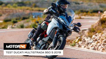 Ducati Multistrada 950 S 2019 – test