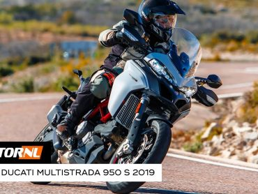 Ducati Multistrada 950 S 2019 – test