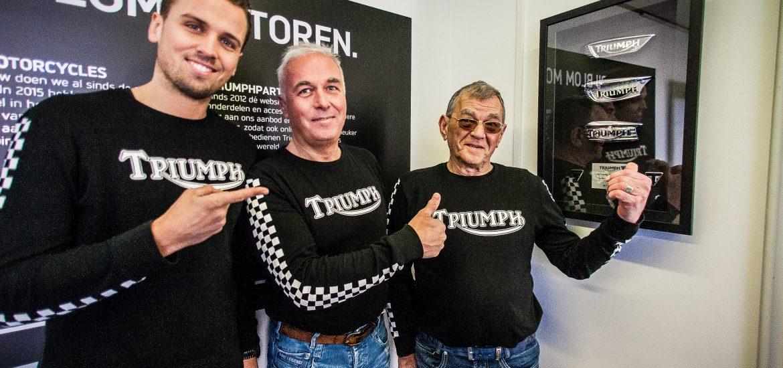 Blom Leusden beste Triumph dealer 2018