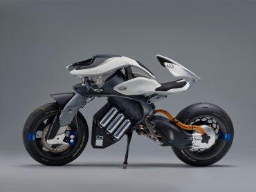 Met de MOTOROiD wint Yamaha weer een prijs